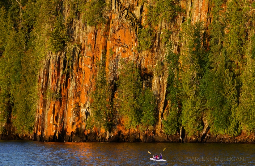 Kayaking the Canadian Shield